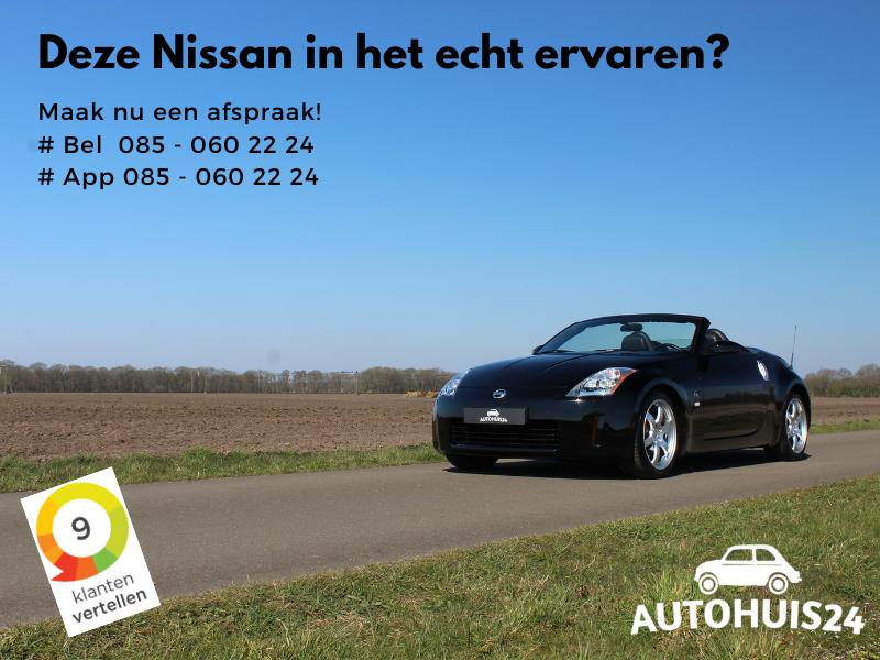 Nissan 350Z Roadster 3.5 V6 (bj2005) #NL-AUTO