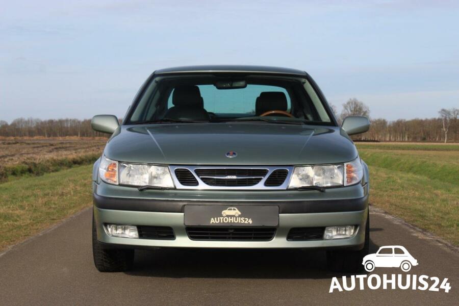 Saab 9-5 3.0t V6 200pk Griffin Automaat (bj2000)