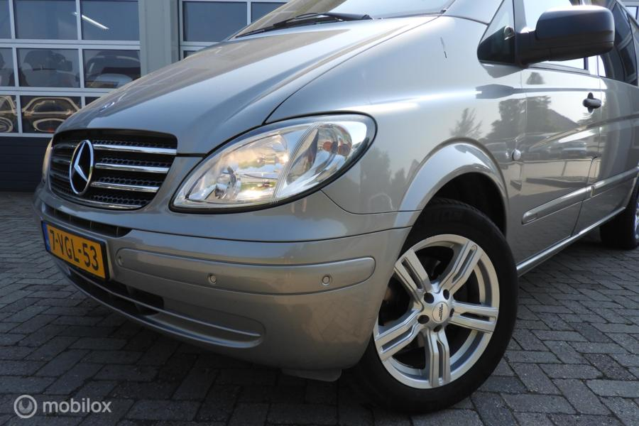 Mercedes Vito Bestel 120 CDI 320 Lang DC luxe MARGE