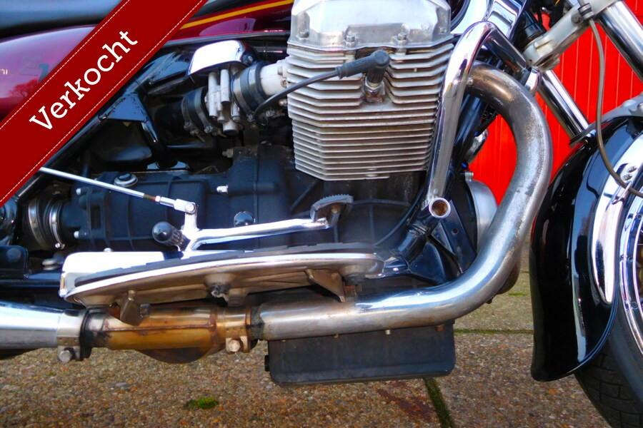 Moto Guzzi 1100 California EV 1100 California EV