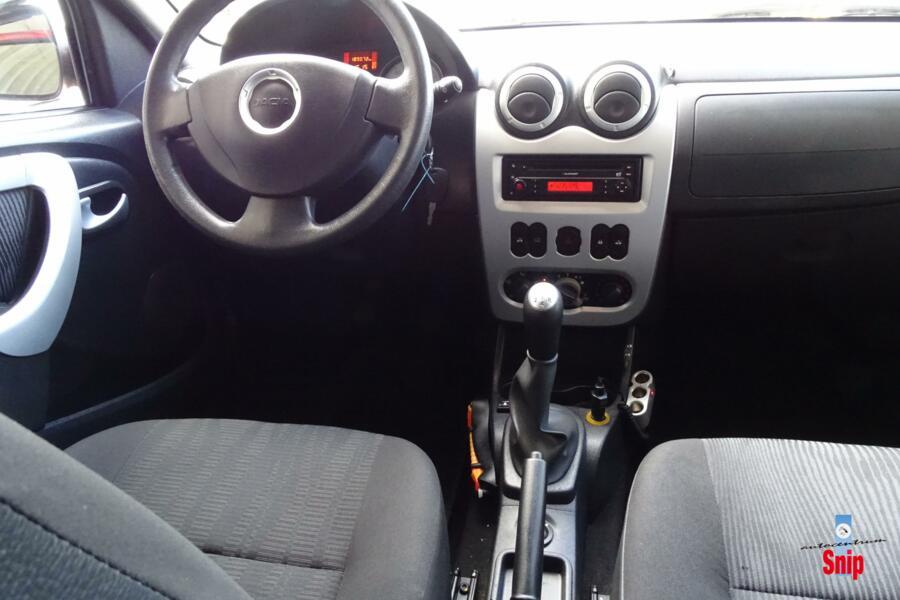 Dacia Logan 1.6-16V Prestige LPG G3