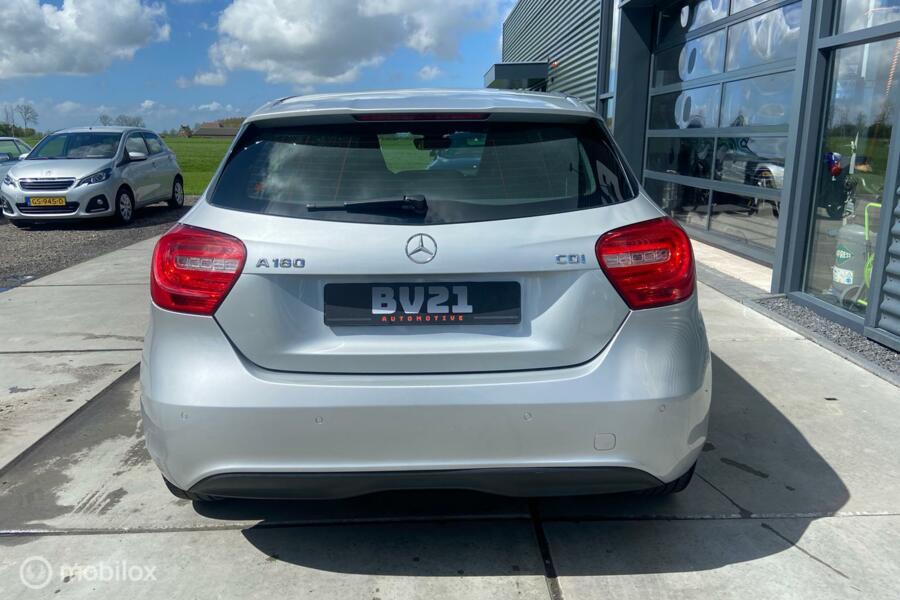 Mercedes A 180CDI Aut Ambition Style, Bi-Xenon, LED, Navi