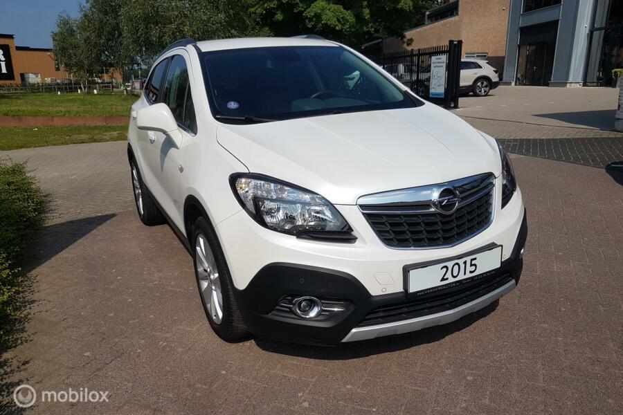 Opel Mokka 1.4 T Edition/ navigatie/leder/CLIMATE EN CRUISE