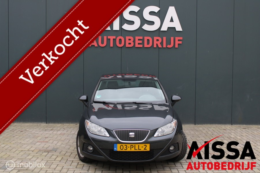 Seat Ibiza 1.2 TDI Style Ecomotive Nieuwe APK tot 19-02-2022