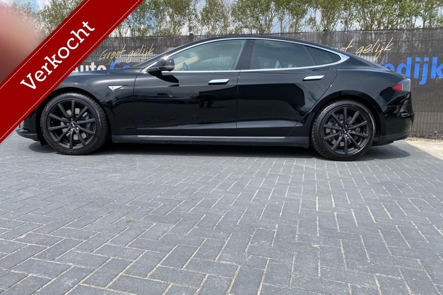 Tesla Model S 85D Base