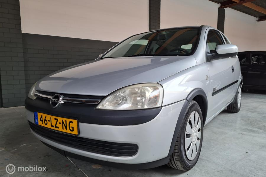 Opel Corsa 1.2-16V Njoy Easytronic