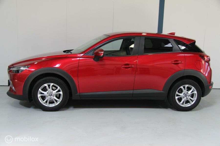 Mazda CX-3 2.0 SkyActiv-G 120 TS NAVI/XENON/PDC
