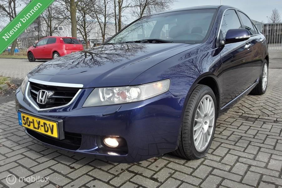 Honda Accord 2.4i Executive CL9 K24 Handgeschakeld 190pk