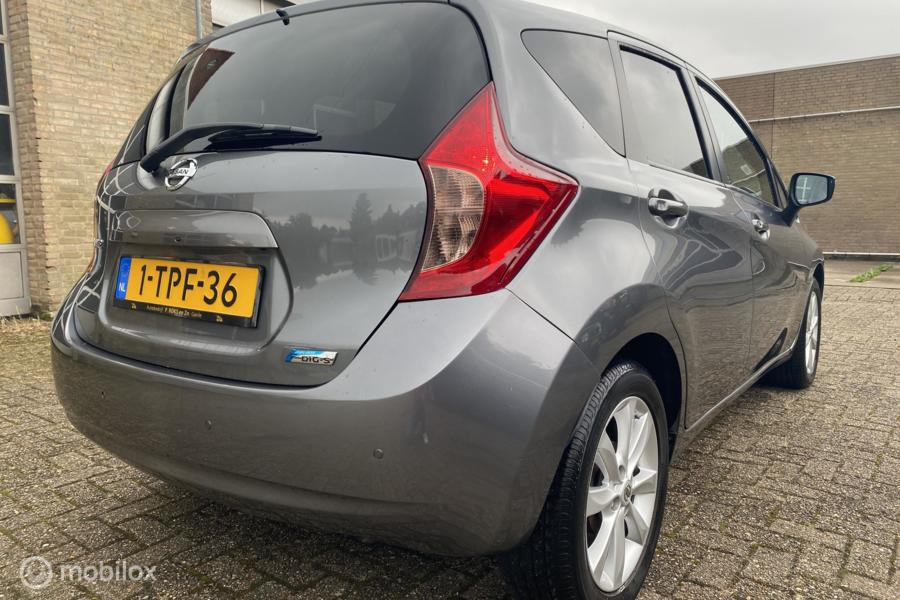 Nissan Note 1.2 DIG-S Connect Edition AUTOMAAT / 42000 km