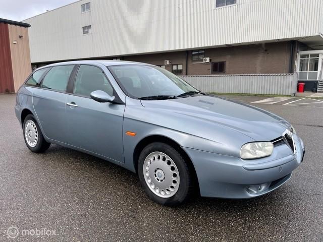 Alfa Romeo 156 Sportwagon - 1.6 T.Spark Progression