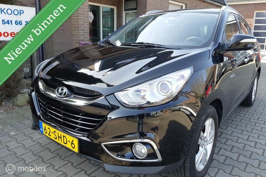Hyundai ix35 1.6i GDI Style climatronic, cruise control