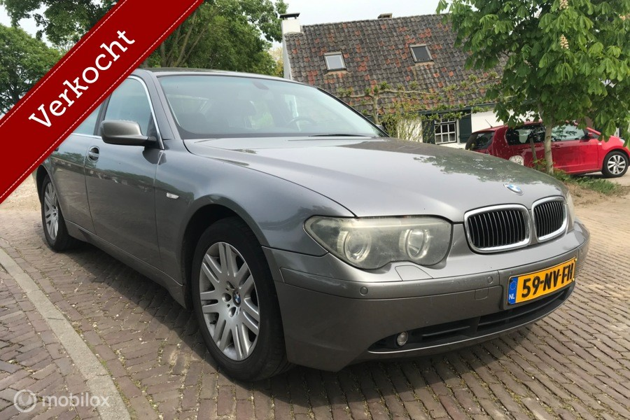 BMW 7-serie 735i Executive VOL OPTIE!APK!YOUNGTIMER!!