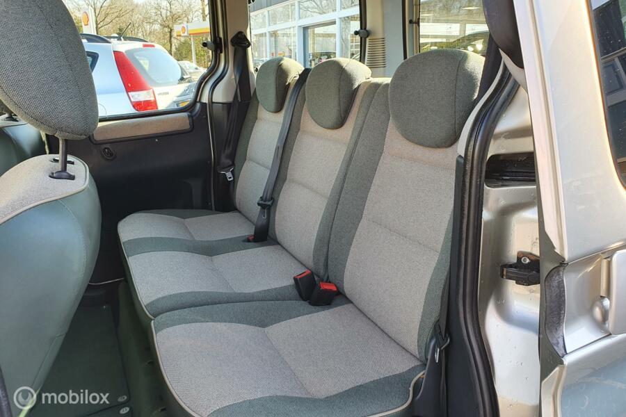 Peugeot Partner MPV 1.6-16V VTC, LPG-G3, Airco, Cruise