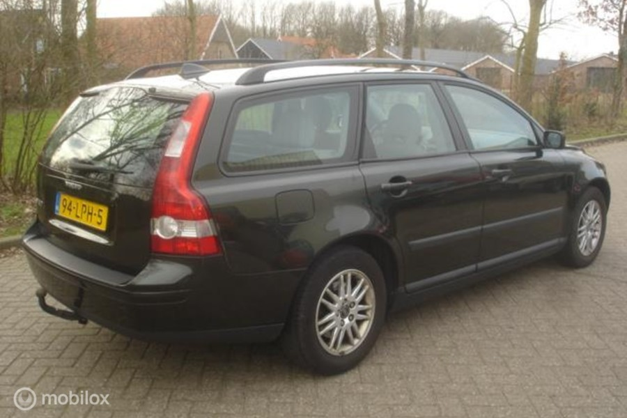 Volvo V50 - 1.6D Airco Distributie defect.