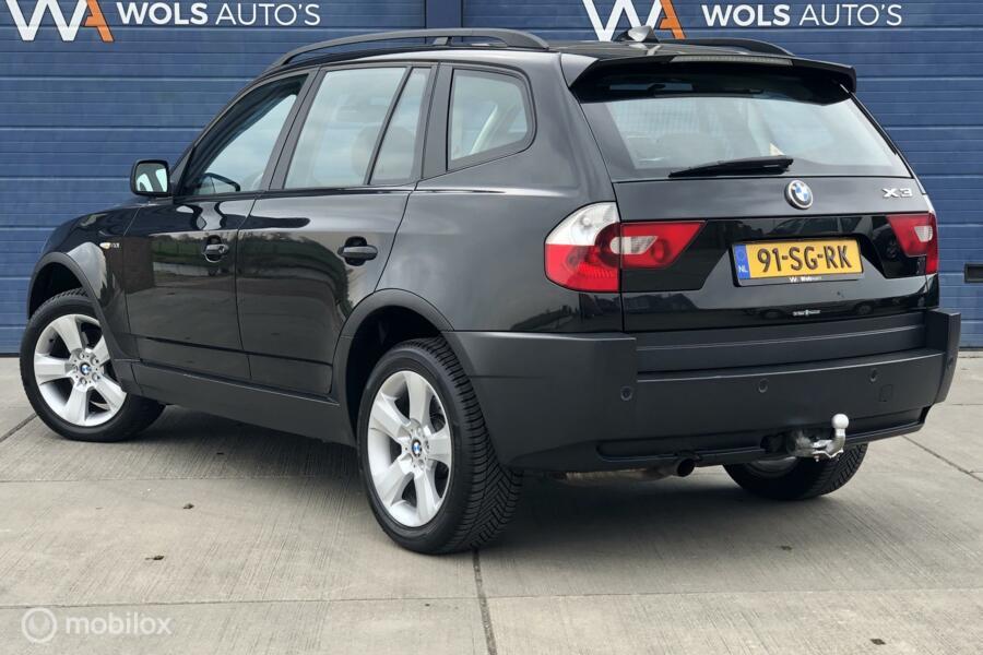 BMW X3 2.0i Introduction / VERKOCHT!