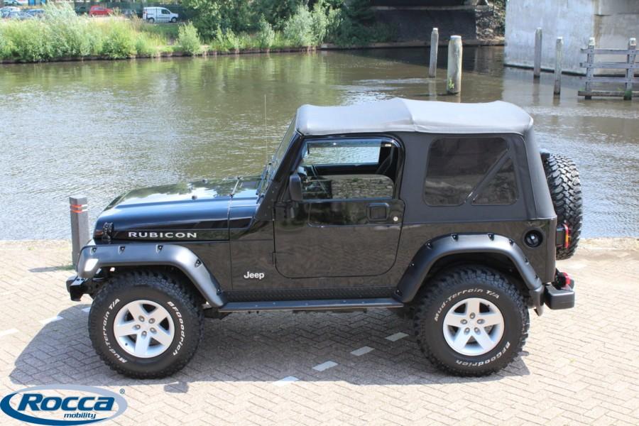 Jeep Wrangler TJ 4.0i Rubicon Hardtop/Softop Automaat