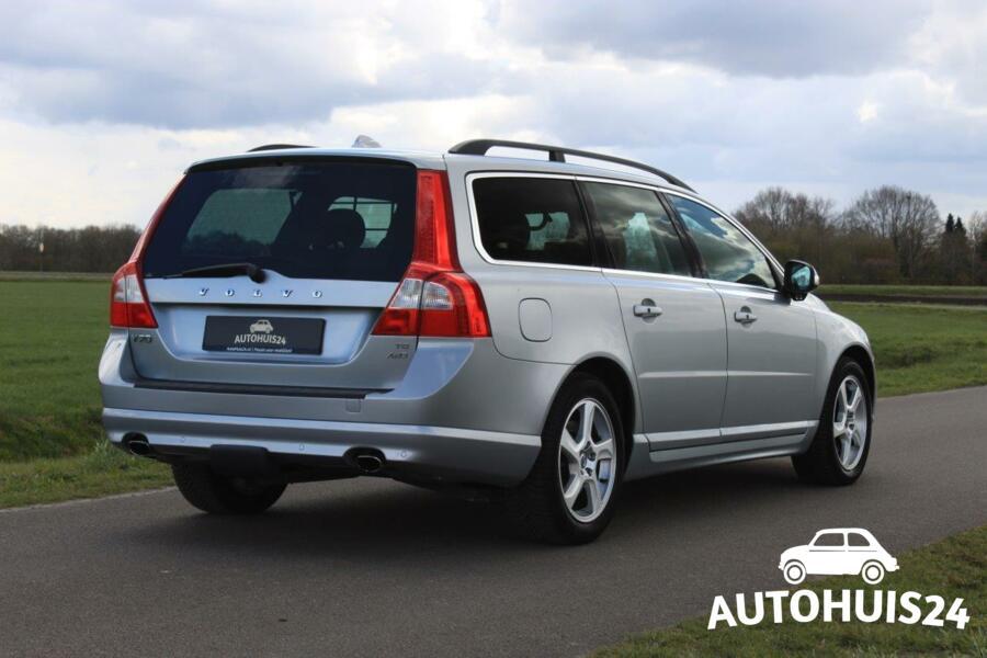 Volvo V70 3.0 T6 286pk AWD Summum (bj2008) FULL OPTION