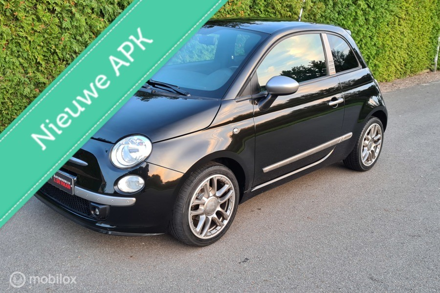Fiat 500 1.2 By diesel Limited Edition  Leder Panoramadak Airco