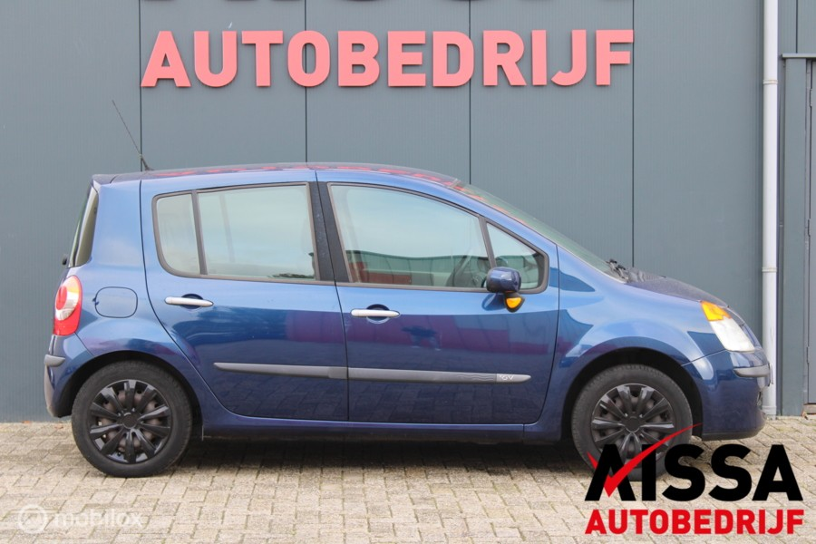 Renault Modus 1.2-16V Authentique Basis Airco/Nieuwe Apk