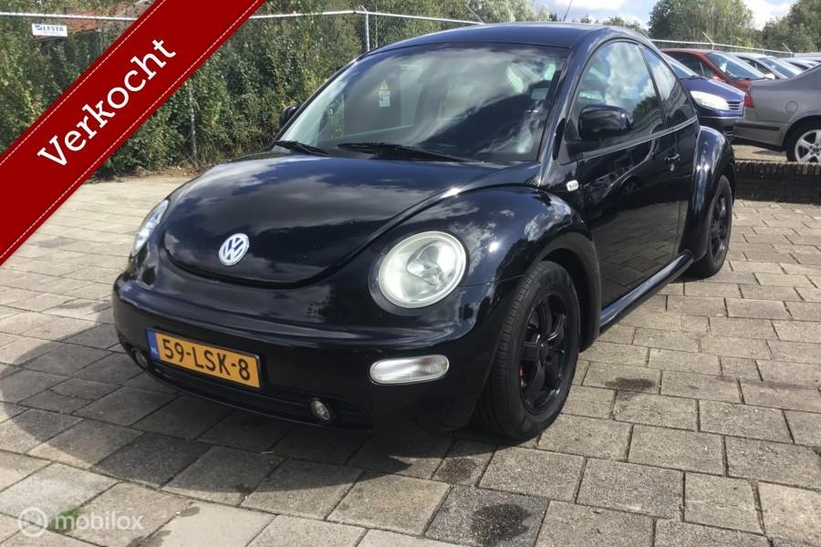 Volkswagen New Beetle 2.0 Highline?>