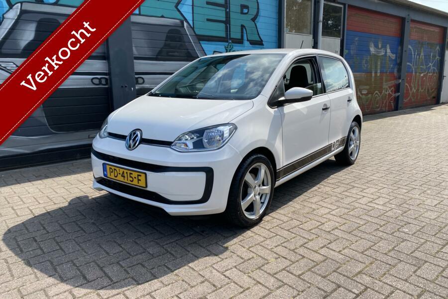 Volkswagen Up! 5D 1.0 BMT move up! Nwe apk. Lage kms NAP!
