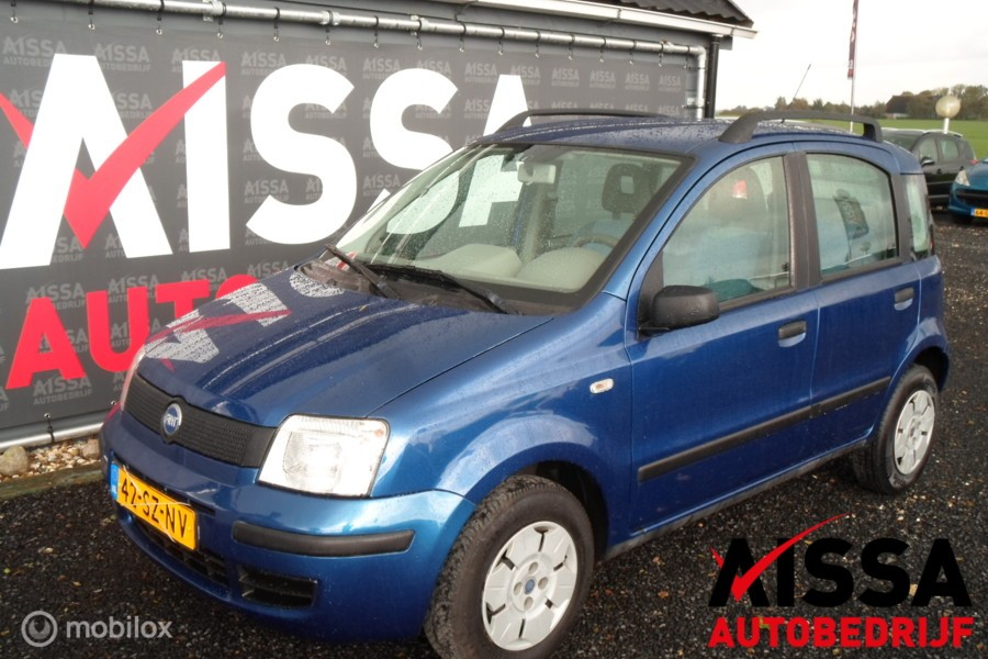 Fiat Panda 1.1 Young APK 11-2020