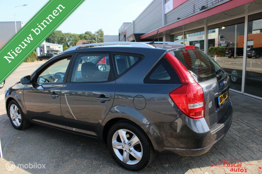 Kia cee'd Sporty Wagon 1.4 CVVT X-ecutive nap dealer oh