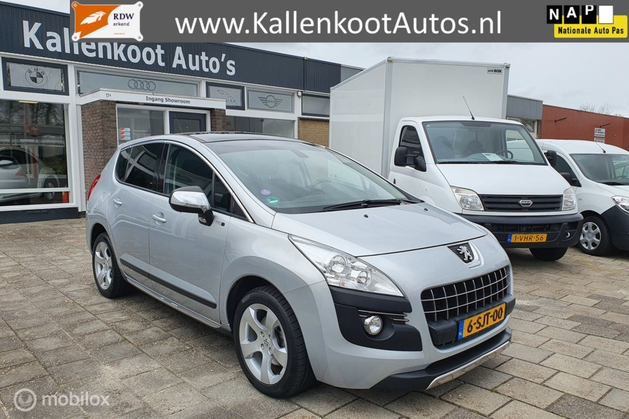Peugeot 3008 1.6 THP Style, Pano, Navi, Clima, PDC, Cruise