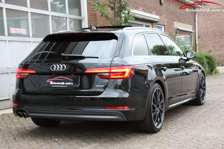 Audi A4 Avant 3.0TDI quattro S-Line 3x Pano Matrix B&O 272PK