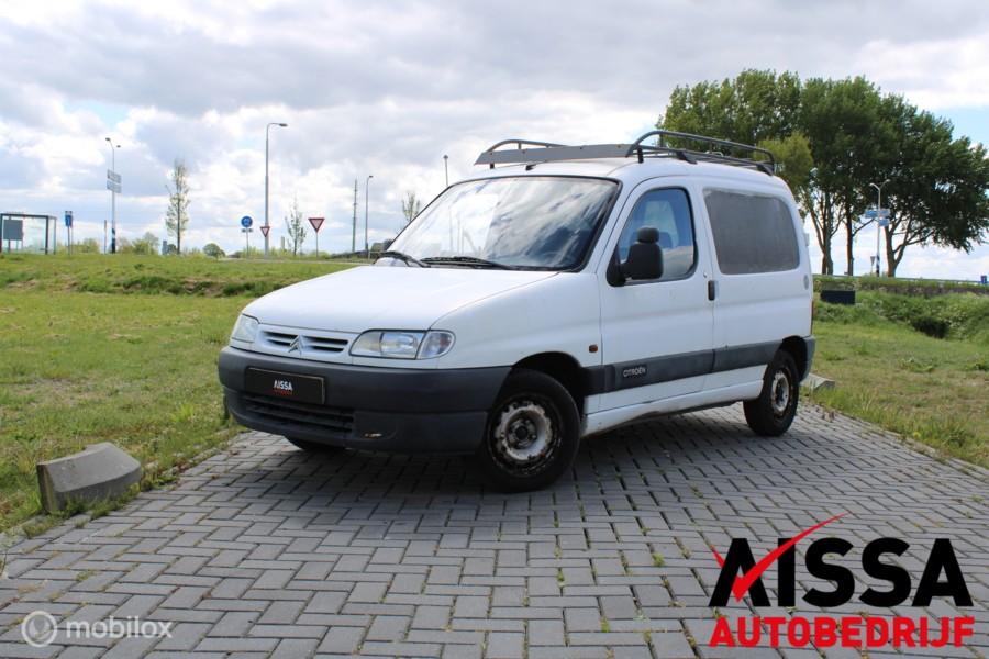 Citroen Berlingo bestel 1.9 D 600 APK 14-04-2021 Weinig KM!!