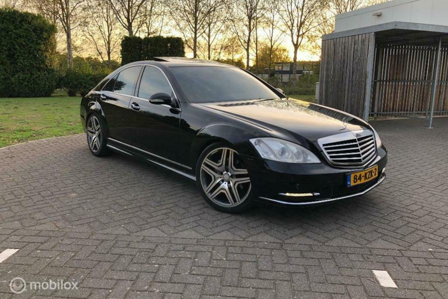 Mercedes S-Klasse 3.0 CDI S320 AMG Uitv. Softclose/Luchtver.