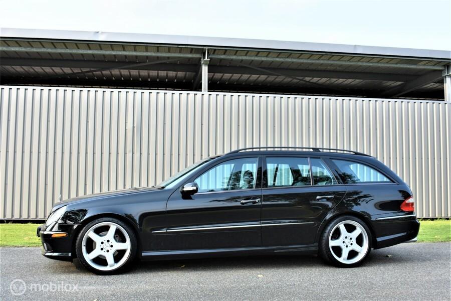 "Mercedes E320 CDI AMG 2003 Nieuwstaat 19"" LMV Harman Kardon"