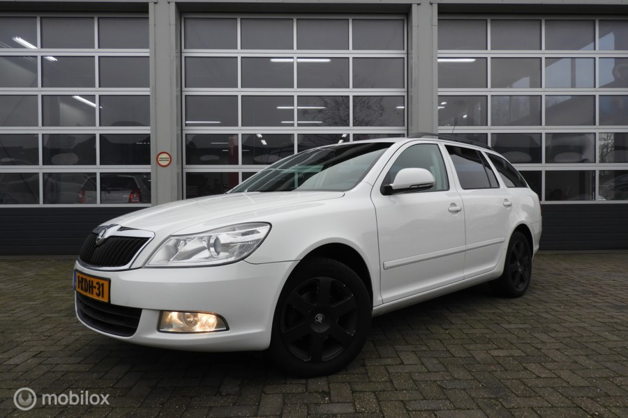 Skoda Octavia Combi 1.6 TDI Ambition Business Line