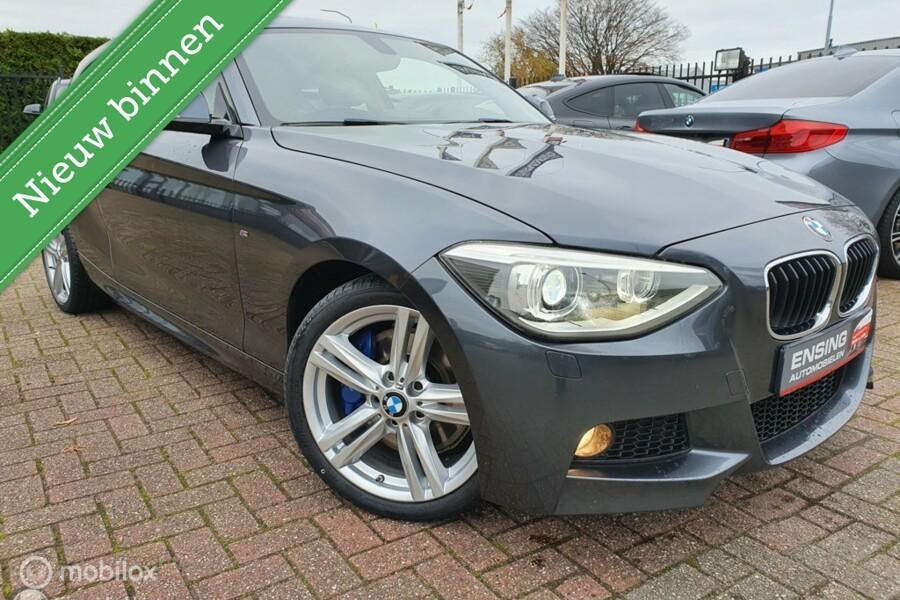 BMW 1-serie 116i M Sport Edition Xenon/navi/schuifkanteldak/bluetooth/PDC/alcantara/18inch!!