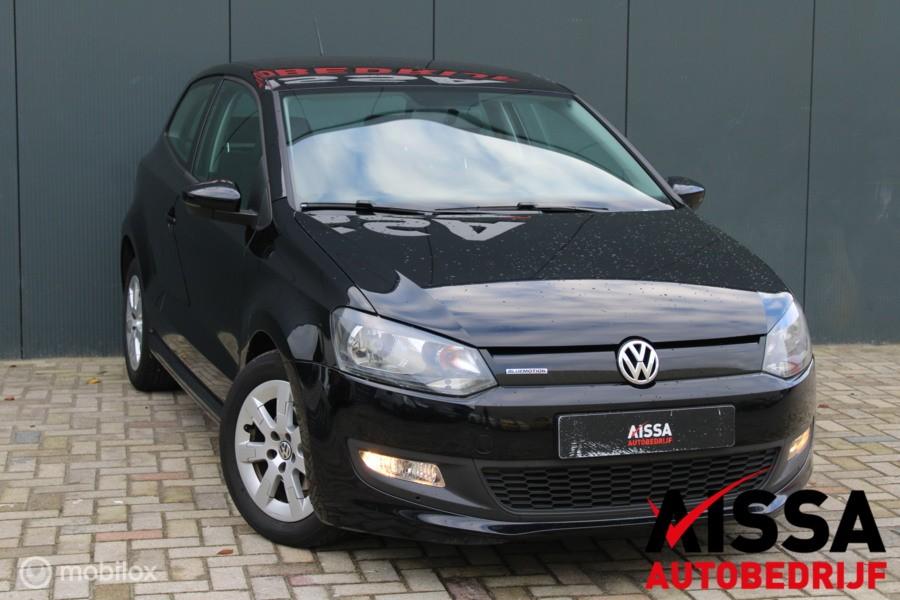 Volkswagen Polo 1.2 TDI BlueMotion Comfortline CarPlay/Airco