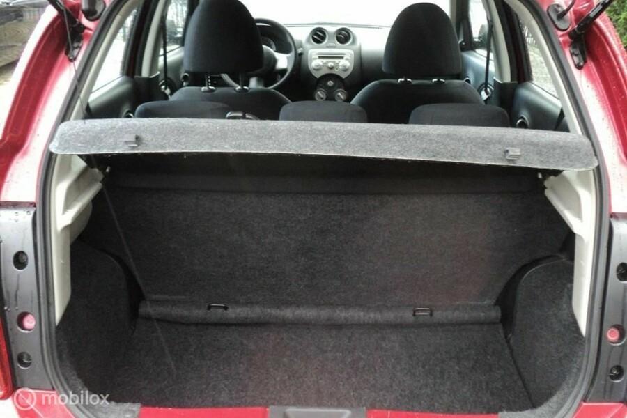 Nissan Micra - 1.2 Acenta airco, elec. ramen,