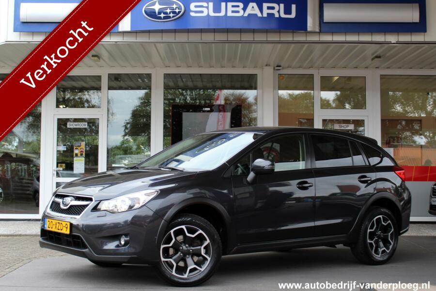 Subaru XV 2.0D Luxury Plus AWD