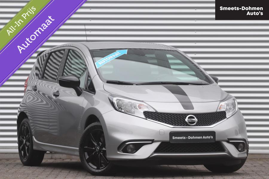 Nissan Note 1.2 DIG-S Black Ed. Automaat   Climate   ZONDAGS OPEN!