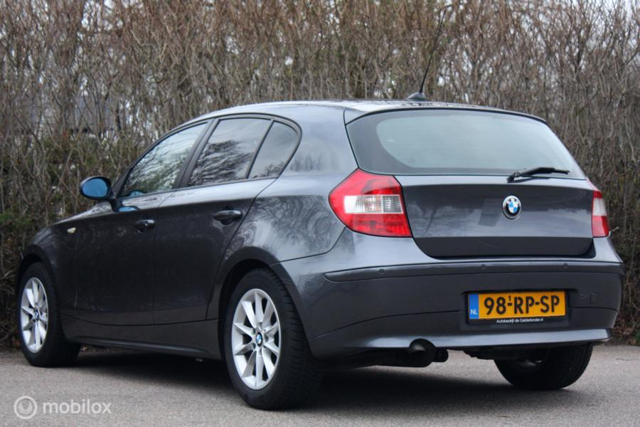 BMW 1-serie 120d High Ex AUTOMAAT cruise/clima/pdc/apk 2022