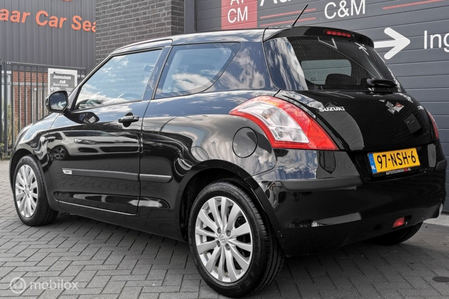Suzuki Swift 1.2 Exclusive/Airco/Cruise/Elektrpakket/Keyless