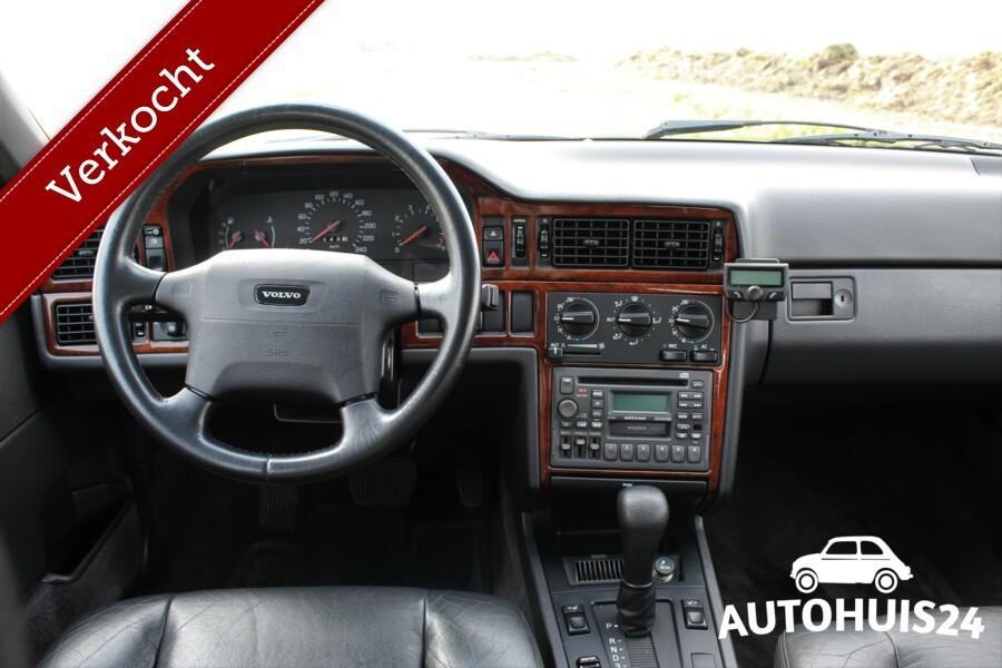 Volvo 850 2.5 20V Luxury-Line AUTOMAAT (bj1996) *Verkocht!