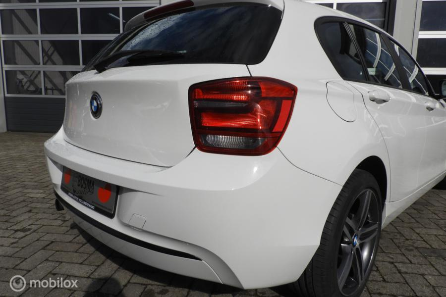 BMW 1-serie 116i Business+ Limited Edition Sportstoelen