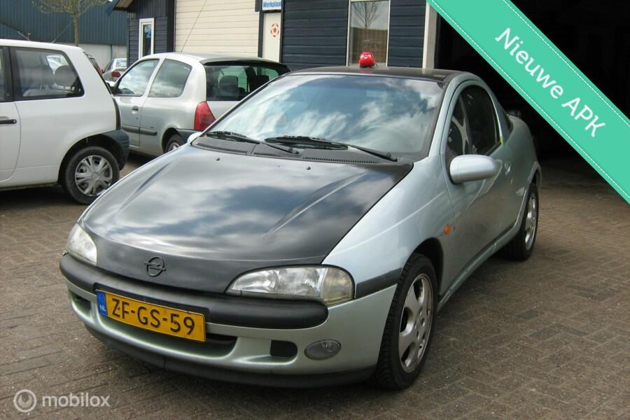Opel Tigra 1.4i-16V  Alle inruil mog