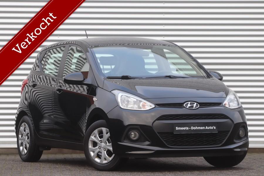Hyundai i10 1.0i i-Drive 1e Eig.! | Airco | ESP | ALL IN Prijs!