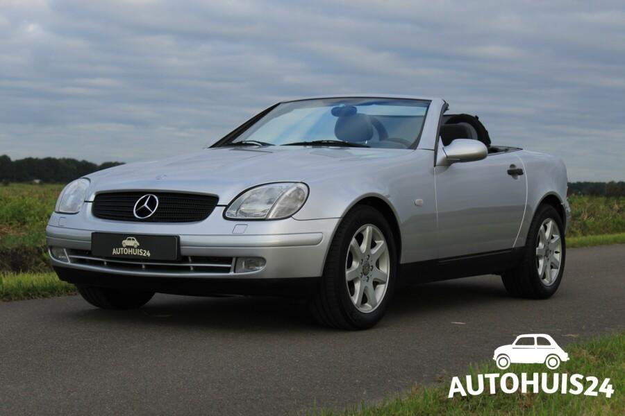 Mercedes SLK 200 Automaat ORG NL-AUTO|Leder|73.000km|NAP