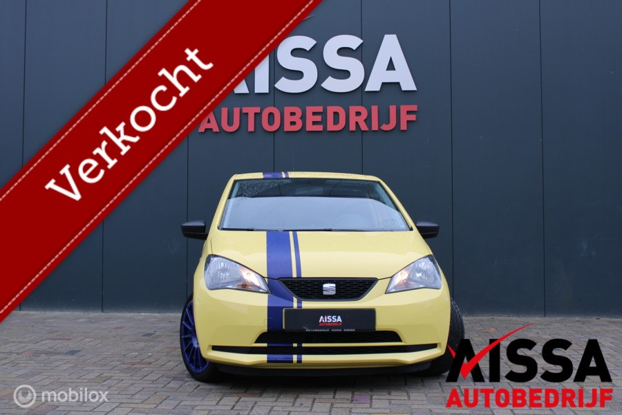 Seat Mii 1.0 Style 5Drs Airco/Aux/17Inch Nieuwe APK