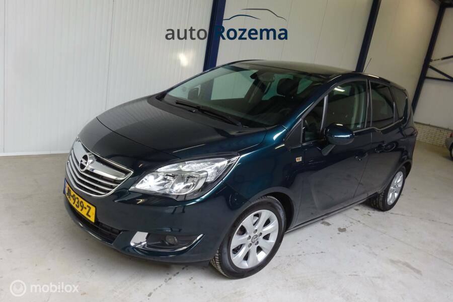 Opel Meriva 1.4 Blitz  Clima 70.303 km !!!!!