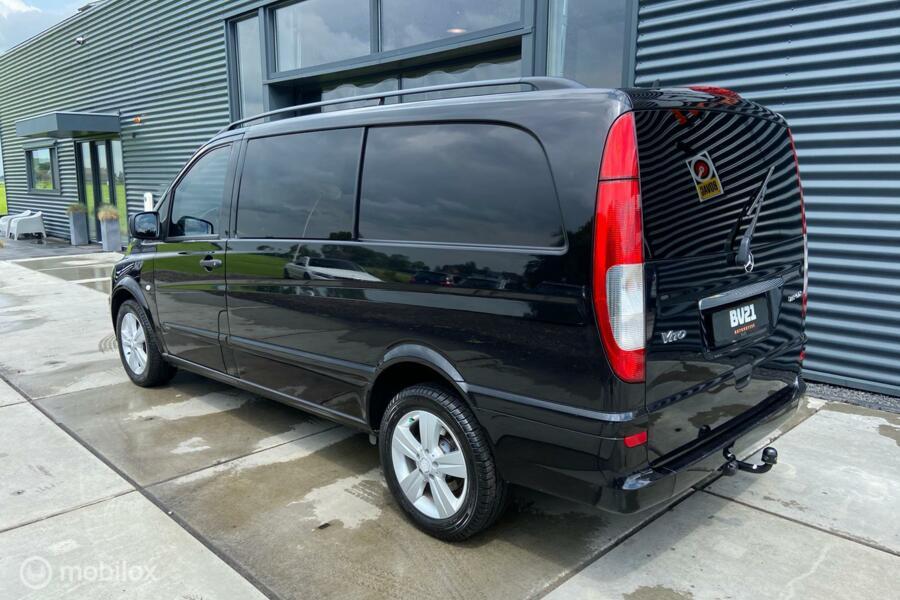 Mercedes Vito Bestel 113 CDI 320 Lang DC Luxe, Xenon, Leer, Navi etc.