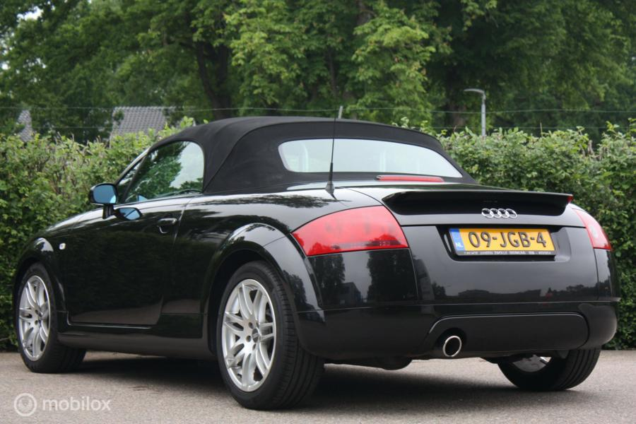 BTW-auto Audi TT Roadster 1.8T youngtimer | cruise/stoelverw