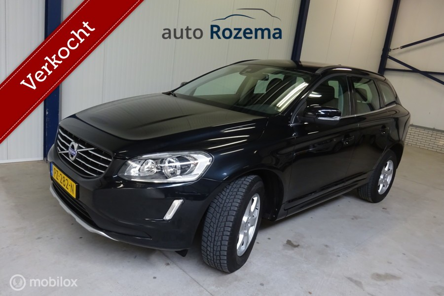 Volvo XC60 2.0 D3 FWD Momentum Geartronic  5 Cilinder
